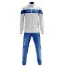 Zeus Apollo Tracksuit White Blue