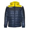 Zeus Vesuvio Winter Jacket Navy Yellow