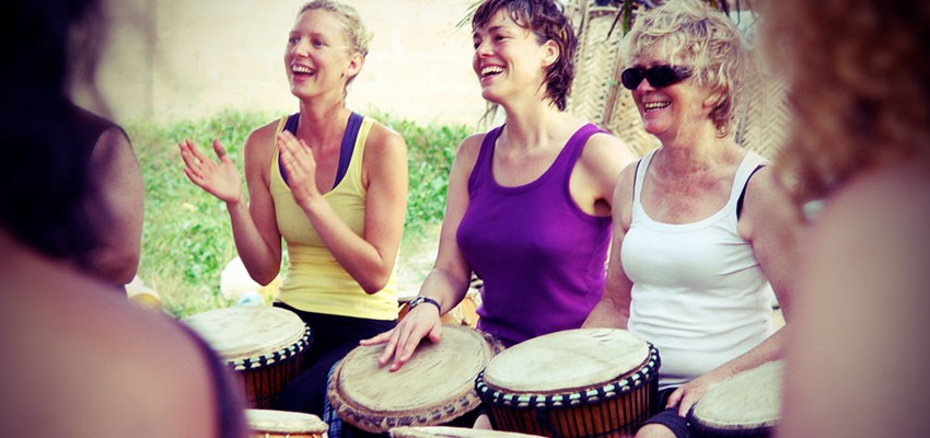 Awesome Djembe & Drum Programme