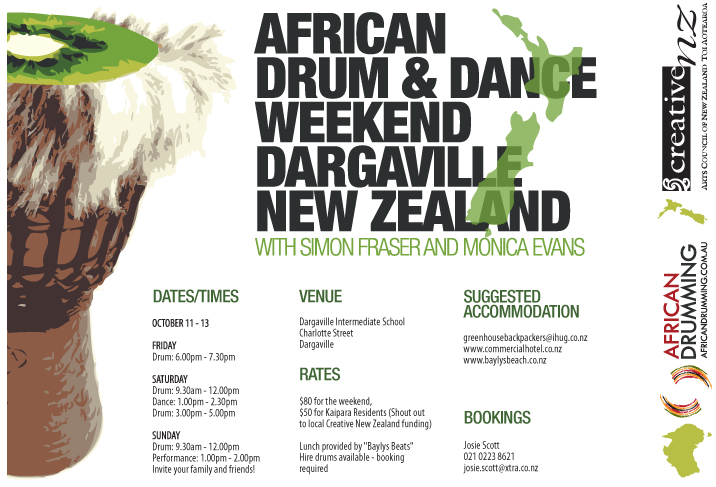 New Zealand – Here We Come!