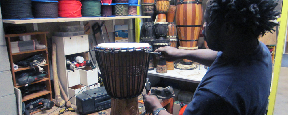 Drum Making