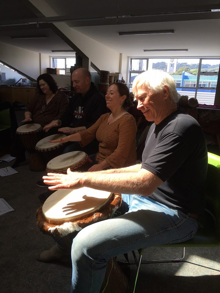 HUMANS of DJEMBE – Part 13 – Ian Drower
