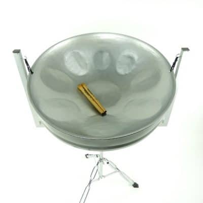 Steel pan, hand hammered and professional