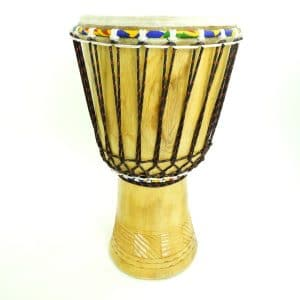 Primo Series Djembe carved in West Africa for African Drumming