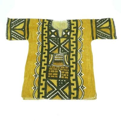 Mudcloth is an iconic symbol of West African art and cultural heritage.