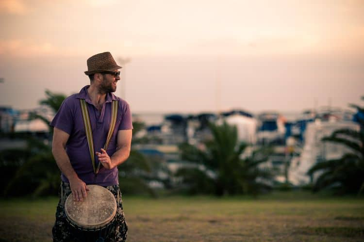 Our online Enduro Djembe class is endurance for the mind and body, traversing through five West African rhythms.