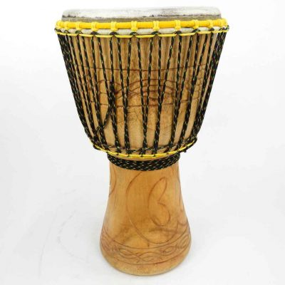 Second grade djembe from Ghana, West Africa