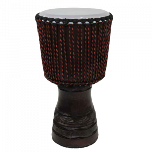 synthetic head djembe
