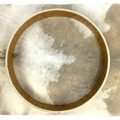Frame Drum Kit to build your own large Shamanic drum