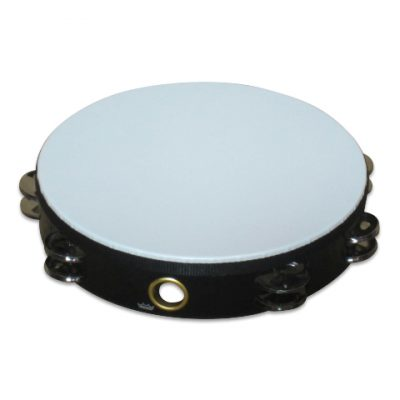 Remo Fiberskyn Tambourine from African Drumming