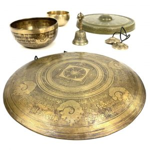 Bowls, Gongs, and more