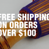 Free Shipping In Australia when you spend over $100.