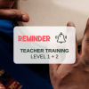 Our teacher training course runs online and onsite across Australia and is aligned with the currentAustralian Curriculum.