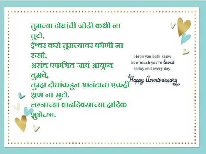 Marriage Anniversary Wishes for wife