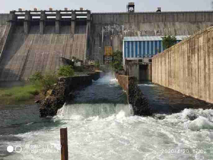 Nilwande dam was released for agriculture