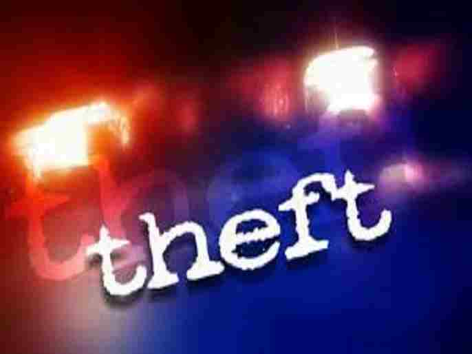 Theft at a rest house in Sangamner taluka