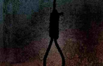 youth commits suicide by hanging in Sangamner