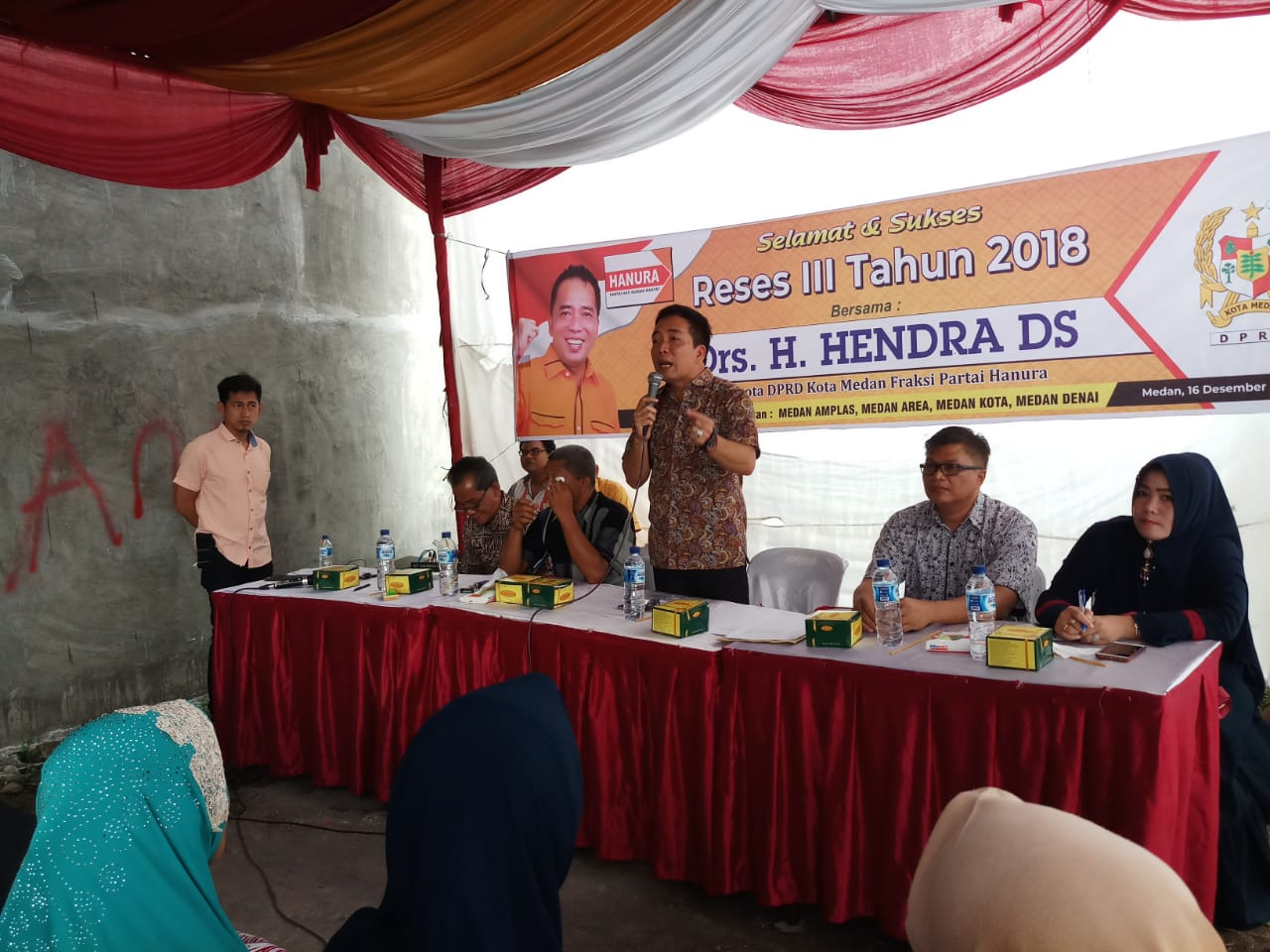Reses Hendra DS