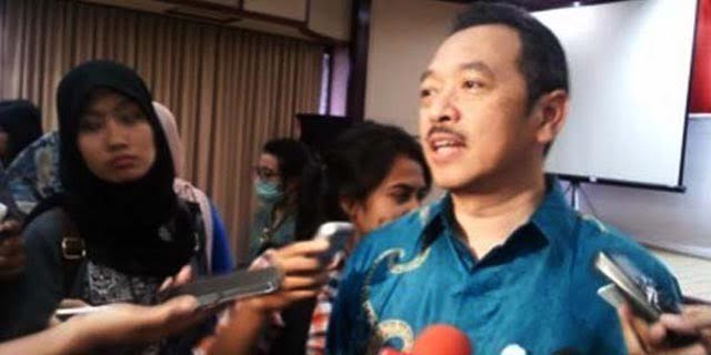 Deputi Bidang Usaha Pertambangan, Industri Strategis dan Media Fajar Harry Sampurno,