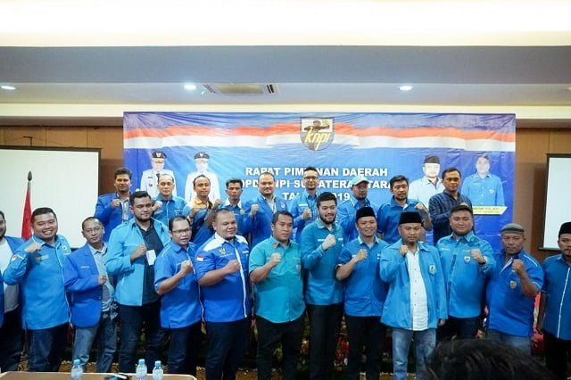 DPD KNPI Sumut