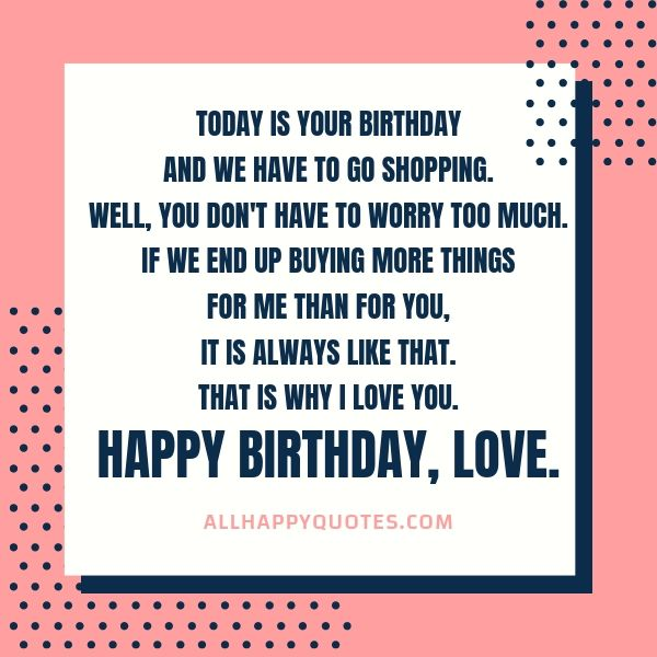 118 Birthday Wishes For Husband With Happy Cards