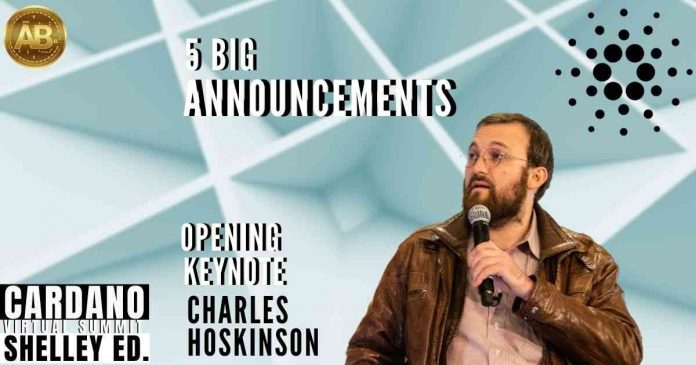 Cardano announces big product launches and bigger funds