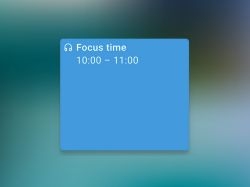 Google Calendar's latest work-from-home feature keeps you on task