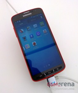 Samsung Galaxy S 4 Active - Water and Dust Proof