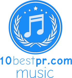 Voted Top 10 Music Public Relations Firms of 2017, 2018, 2019