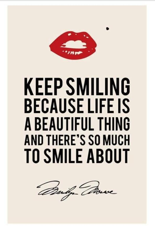 Keep Smile Quotes 5