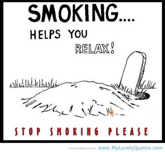 Stop Smoking Quotes 3