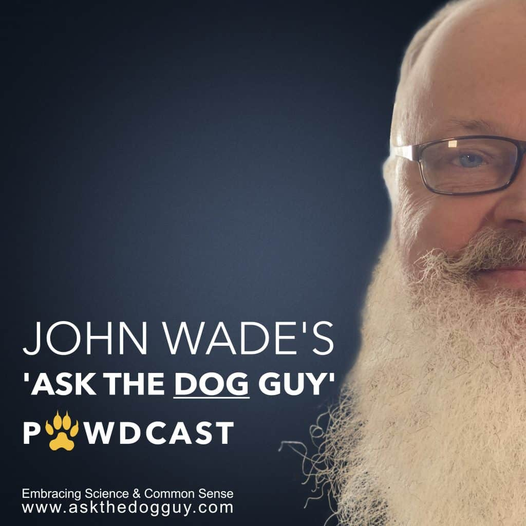 Ask The Dog Guy Pawdcast Simple Cover