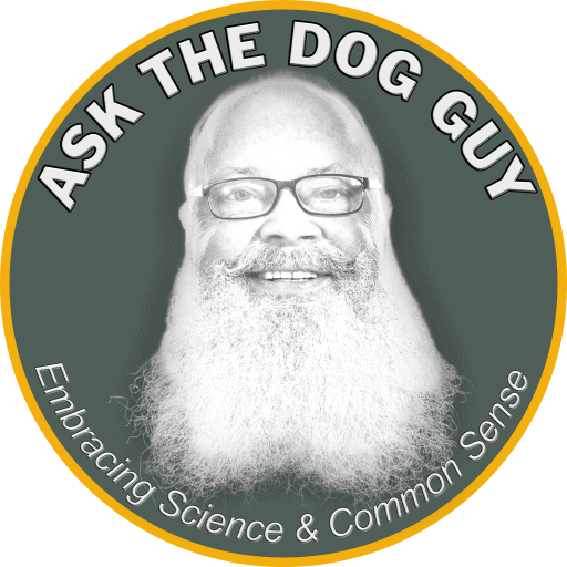 Ask The Dog Guy Logo Green