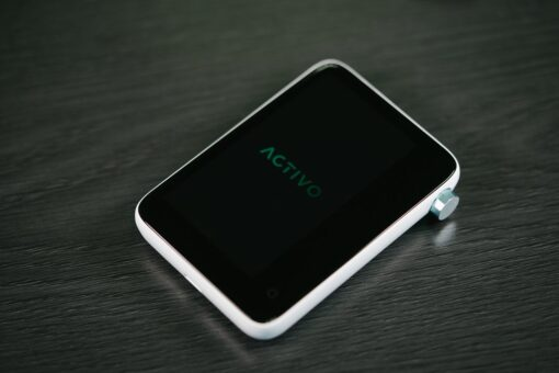ACTIVO CT10 Advanced High Resolution MP3 Player
