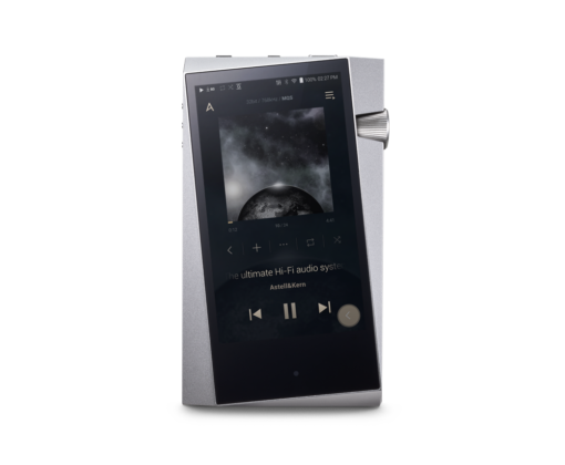 Astell & Kern SR25 Player Front