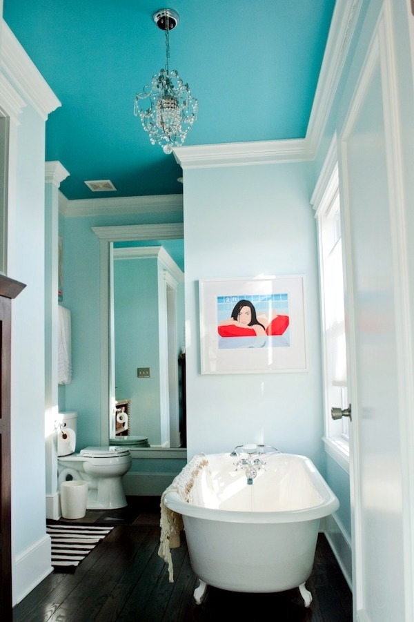 What Color Walls For Small Bathroom