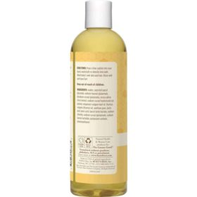 Buy Burt's Bees Baby Shampoo & Wash Fragrance Free, 350ml online with Free Shipping at Baby Amore India, Babyamore.in