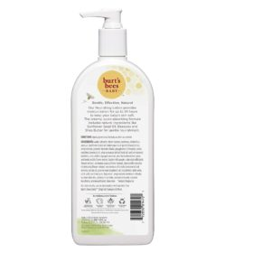 Buy Burt's Bee Baby Nourishing Lotion, Original, 340g online with Free Shipping at Baby Amore India, Babyamore.in