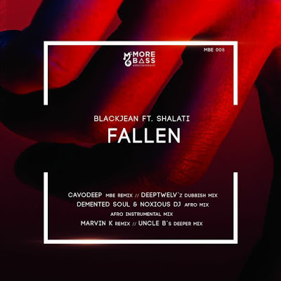 BlackJean – Fallen (Demented Soul & Noxious DJ Afro Mix) ft. Shalati