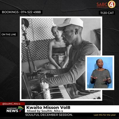 soulMc Nito-s – Kwaito Mission Vol 8 (Soulful December Session)