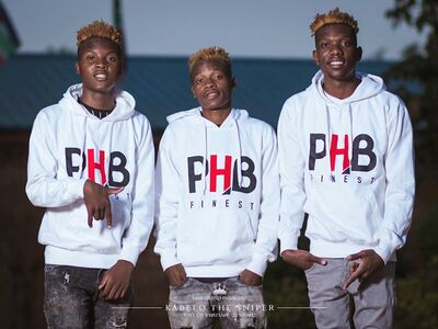 PHB Finest X Young Tee – Levels