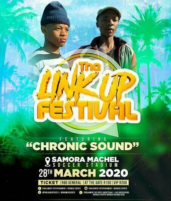 Chronic Sound – The Link Up Festival Ultimate Mix