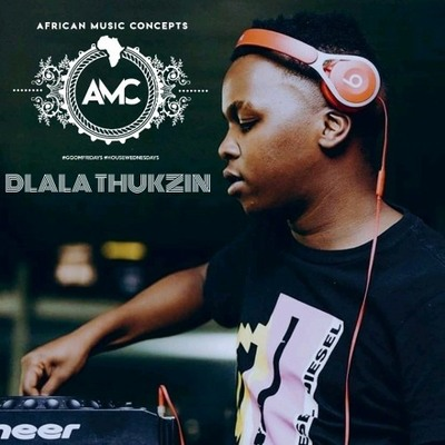 Dlala Thukzin – Gqom Fridays Mix Vol. 150