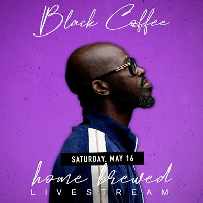 Black Coffee – Home Brewed 007 (Live Mix)