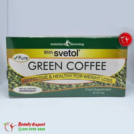 green coffee with svetol