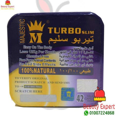 turbo slim majestic 42 capsules