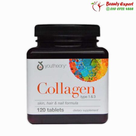 Collagen, Type 1 & 3, Youtheory, 120 Tablets