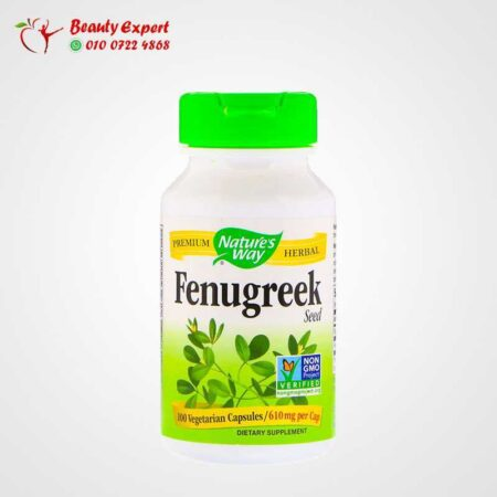 Fenugreek Seed, 610 mg, Nature's Way, 100 Capsules