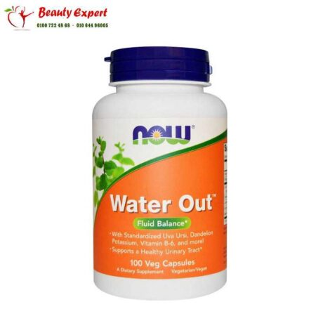 Now foods Water Out capsules American original 100% imported