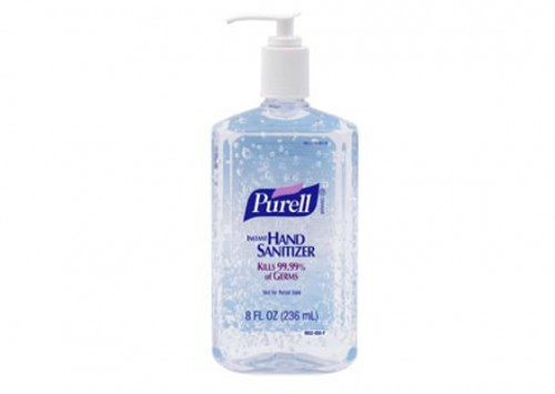 Purell Hand Sanitiser Beauty Review